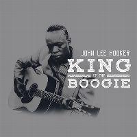 Cover John Lee Hooker - King Of The Boogie [2017]